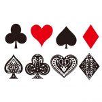kartové symboly 10,5 x 6 cm