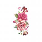 1 kvety ružové